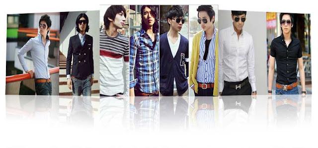 Model Style Pakian Baju Pria Cowok Korea 2012 5y4ir Stile Fashion